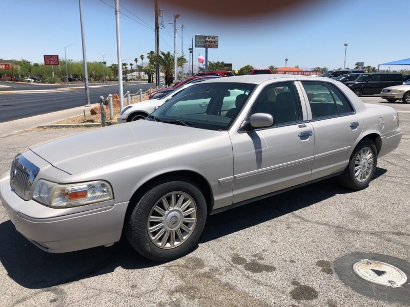 Mercury Grand Marquis 2008 price $4,995 Cash