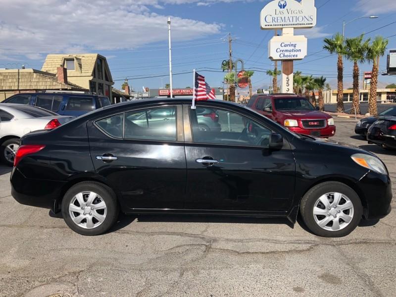 Nissan Versa 2012 price $5,495 Cash
