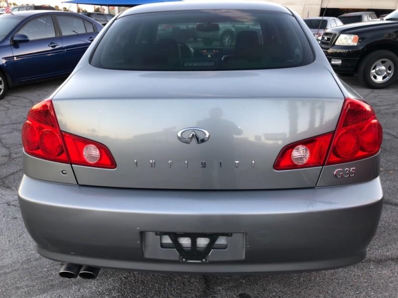 Infiniti G35 Sedan 2005 price $4,995
