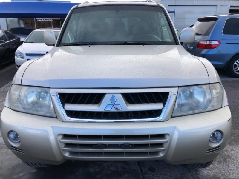 Mitsubishi Montero 2003 price $4,495 Cash
