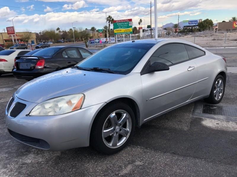 Pontiac G6 2006 price $3,995 Cash