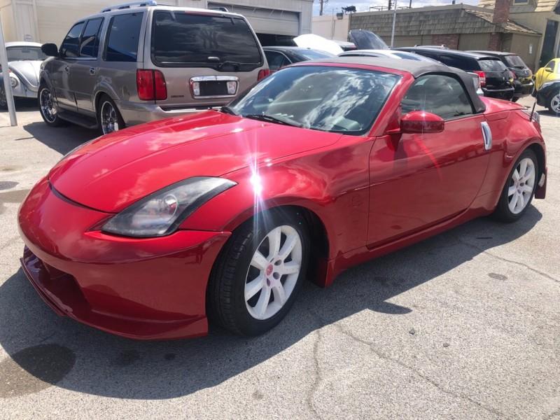 Nissan 350Z 2004 price $7,995 Cash