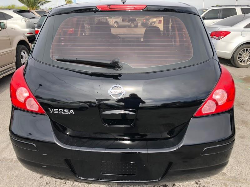 Nissan Versa 2009 price $4,995 Cash