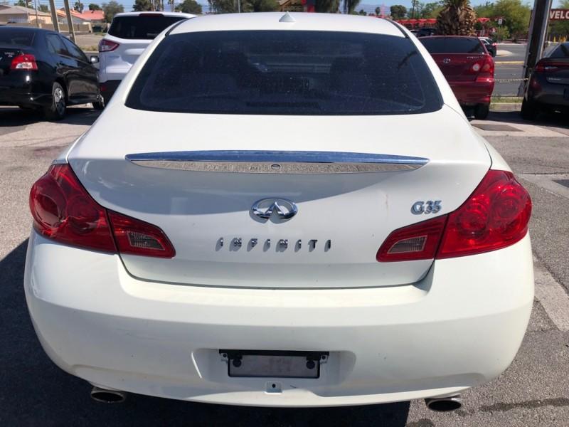 Infiniti G35 Sedan 2008 price $6,295 Cash
