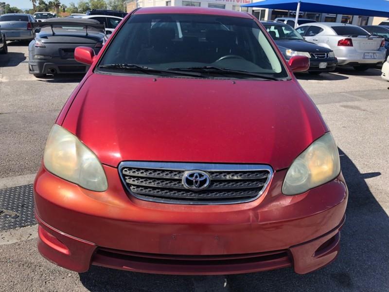 Toyota Corolla 2005 price $4,495 Cash