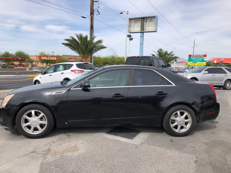 Cadillac CTS 2009 price $8,495 Cash