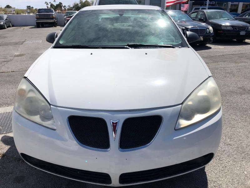 Pontiac G6 2007 price $3,995 Cash