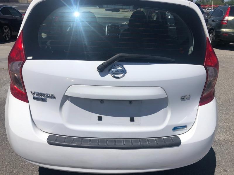 Nissan Versa Note 2015 price $7,495 Cash