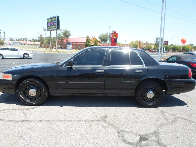 Ford Police Interceptor 2009 price $5,495