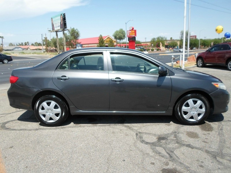 Toyota Corolla 2009 price $5,795 Cash