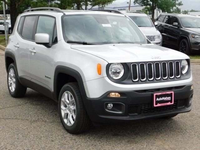 Jeep Renegade 2018 price $22,794