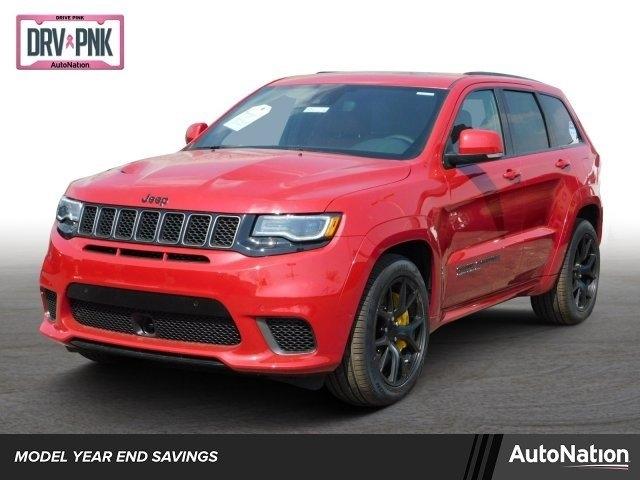 Jeep Grand Cherokee 2018 price $87,548