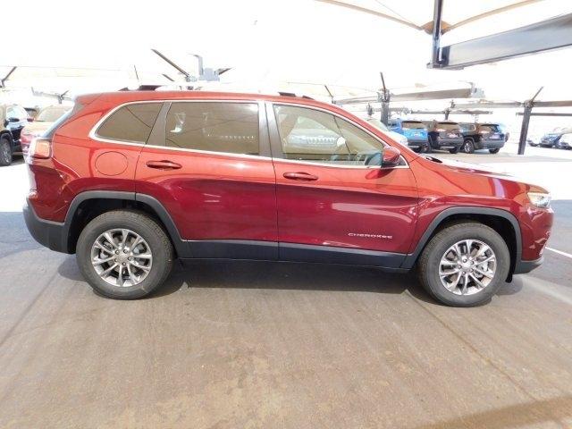 Jeep Cherokee 2019 price $29,297