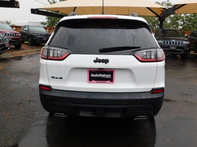 Jeep Cherokee 2019 price $30,787