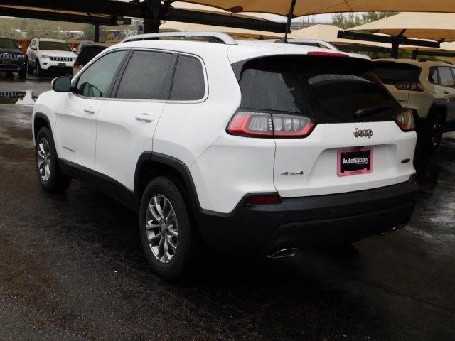 Jeep Cherokee 2019 price $33,719