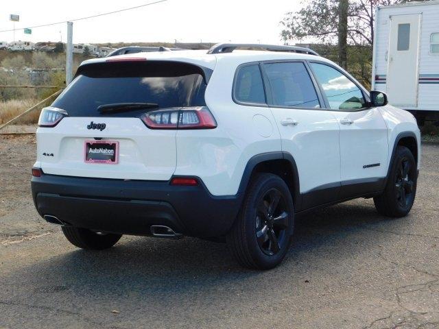 Jeep Cherokee 2019 price $32,124