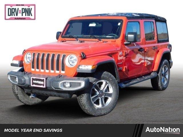 Jeep Wrangler Unlimited 2018 price $40,785