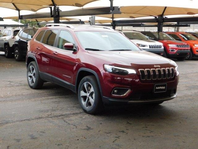 Jeep Cherokee 2019 price $31,721
