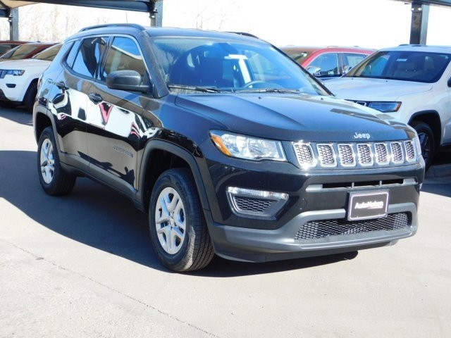 Jeep Compass 2019 price $22,608