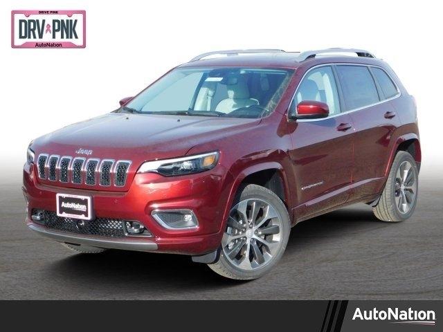 Jeep Cherokee 2019 price $39,051