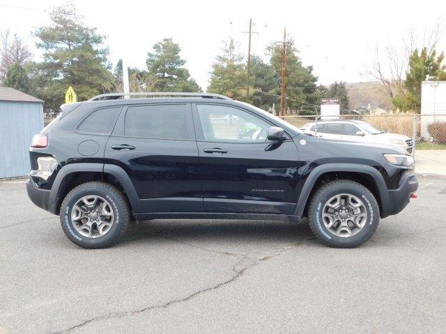 Jeep Cherokee 2019 price $36,284