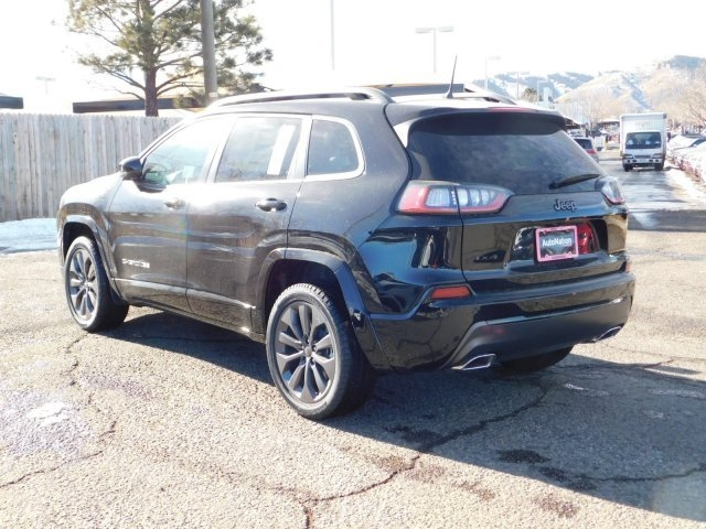 Jeep Cherokee 2019 price $34,268