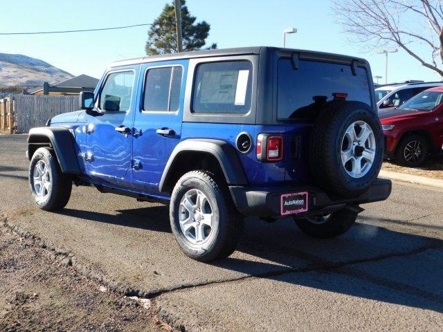 Jeep Wrangler Unlimited 2019 price $40,360