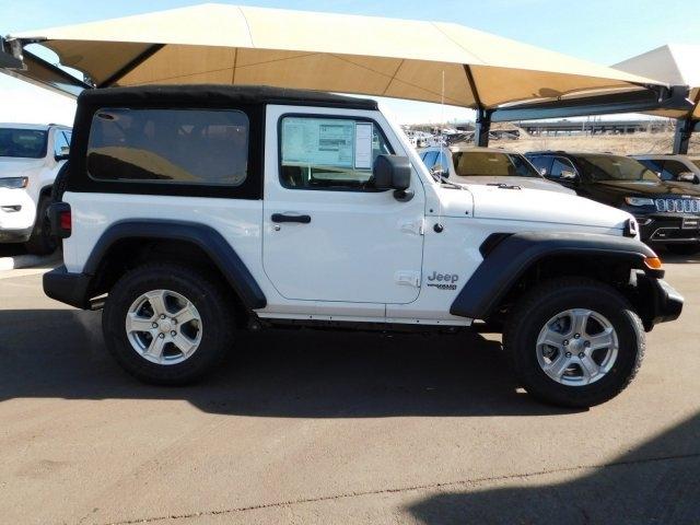 Jeep Wrangler 2019 price $38,990
