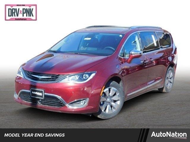Chrysler Pacifica 2018 price $46,069