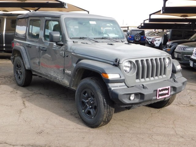 Jeep Wrangler Unlimited 2018 price $33,948