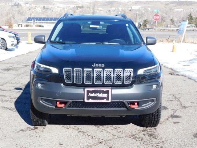 Jeep Cherokee 2019 price $34,681
