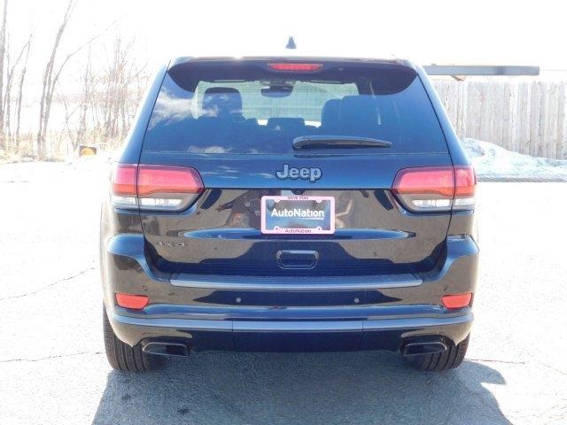 Jeep Grand Cherokee 2019 price $55,924