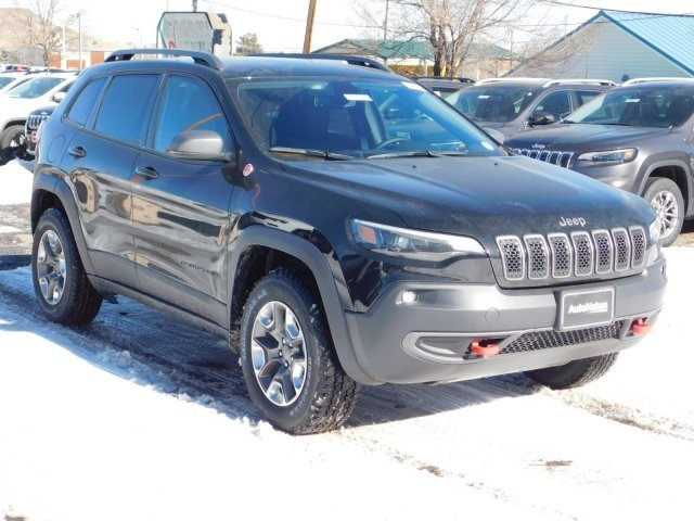 Jeep Cherokee 2019 price $34,400