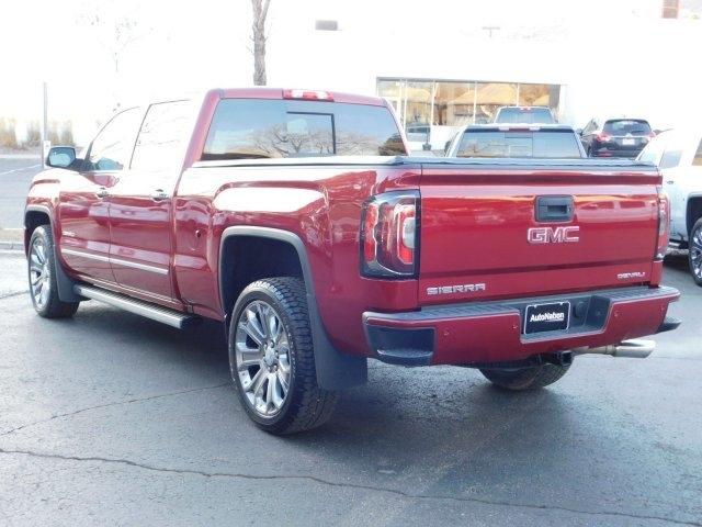 GMC Sierra 1500 2018 price $47,999