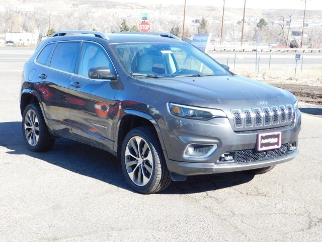 Jeep Cherokee 2019 price $41,198