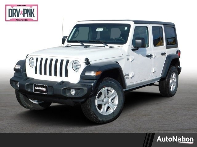 Jeep Wrangler Unlimited 2019 price $42,025