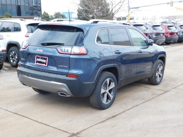 Jeep Cherokee 2019 price $32,550