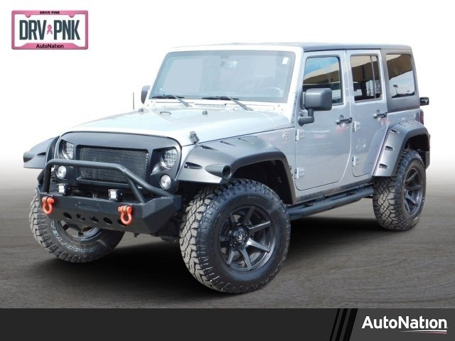 Jeep Wrangler Unlimited 2014 price $25,999