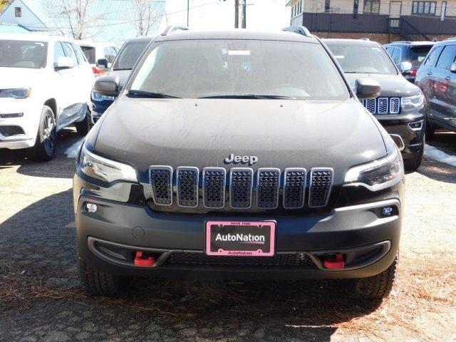 Jeep Cherokee 2019 price $32,776
