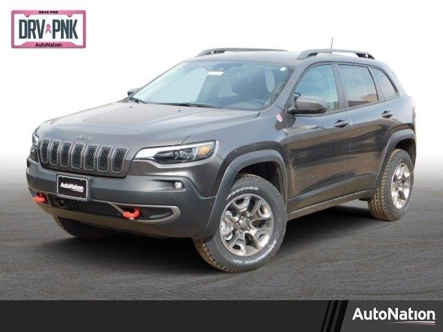 Jeep Cherokee 2019 price $41,114