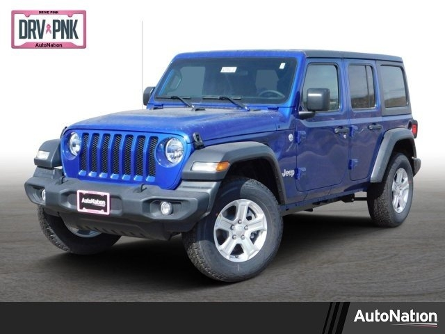Jeep Wrangler Unlimited 2019 price $41,615