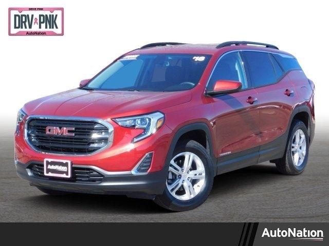 GMC Terrain 2018 price $23,499