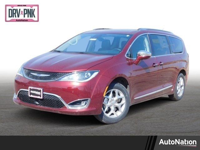 Chrysler Pacifica 2019 price $44,532