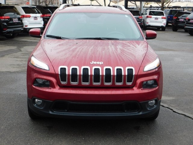 Jeep Cherokee 2016 price $19,514