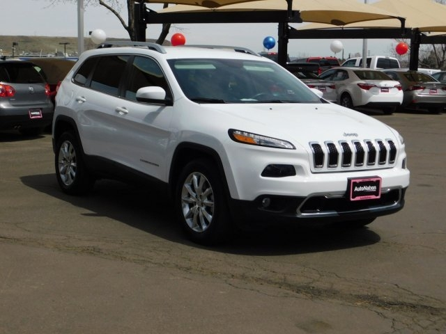 Jeep Cherokee 2016 price $22,220