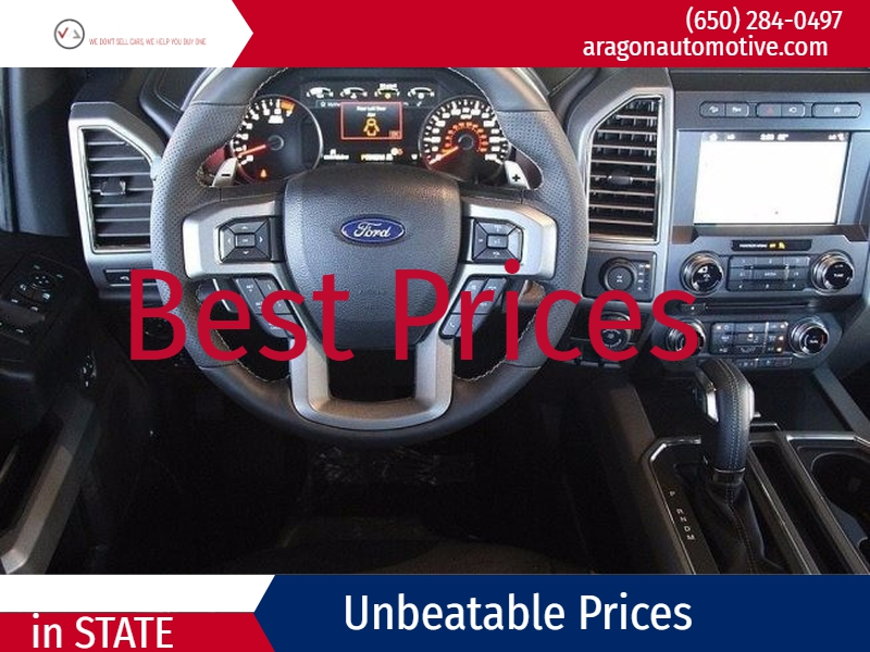 Ford F-150 2018 price $80,050