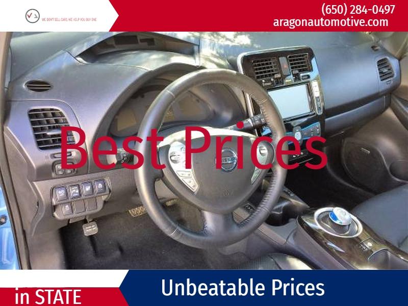 Nissan LEAF 2013 price $13,000