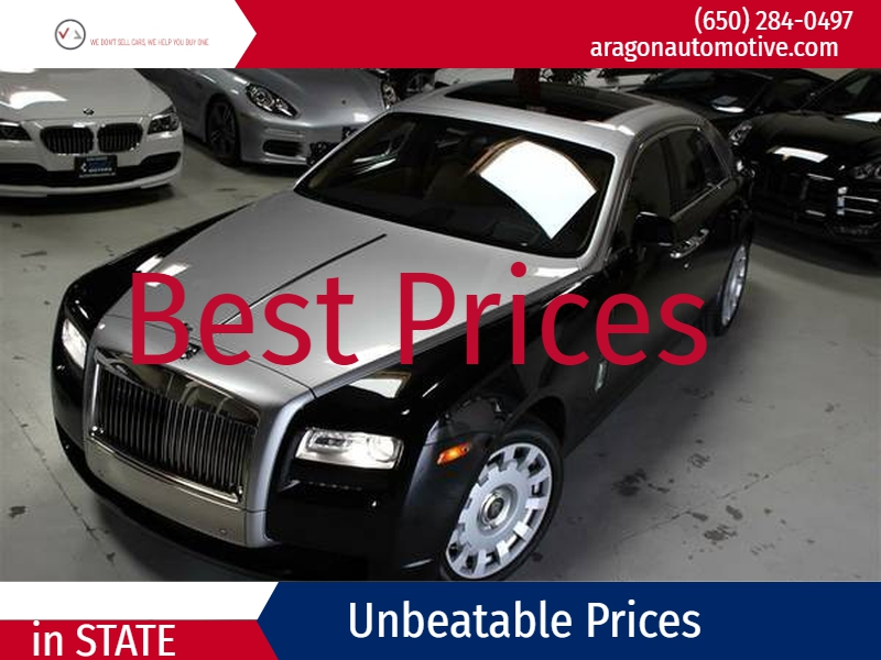Rolls-Royce Ghost 2013 price $158,998