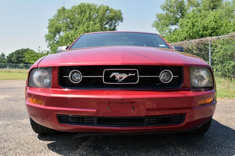 Ford Mustang 2007 price Call For Price