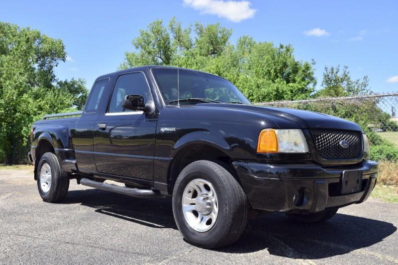 2000 ford ranger edge specs